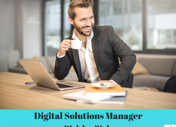Digital Solutions Manager